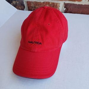 Nautica Red Hat